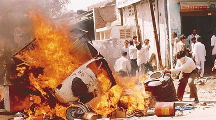 گجرات فسادات:بھارتی جنرل کا' ضمیر'16سال بعد جاگ گیا