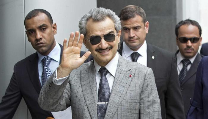 امیر ترین سعودی شہزادے کی دولت میں کمی