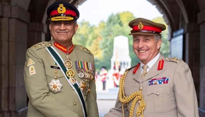 پاکستان مسلسل استحکام کی طرف بڑھ رہا ہے ، آرمی چیف