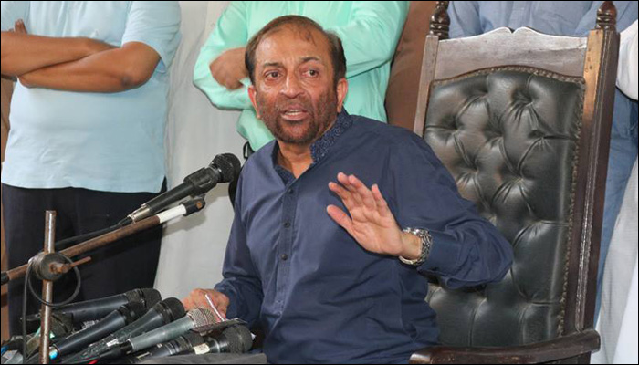فاروق ستار کا 'ایم کیو ایم پاکستان نظریاتی'قائم کرنے کا اعلان