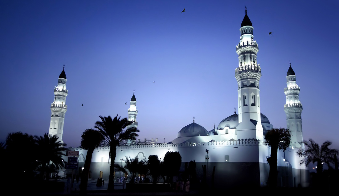 مسجد قبا یکم ربیع الثانی سے 24گھنٹے کھلا کرے گی