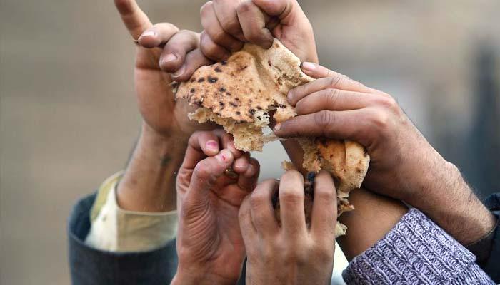 دنیا بھر میں 82 کروڑ انسان بھوک اور کم خوراکی کا شکار