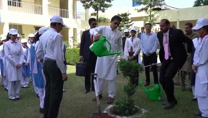 ''5سال بعد کا پاکستان یورپ سے زیادہ صاف ہوگا''