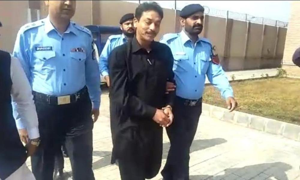 فیصل رضا عابدی کو ریمانڈ پر جیل بھجوانے کا حکم