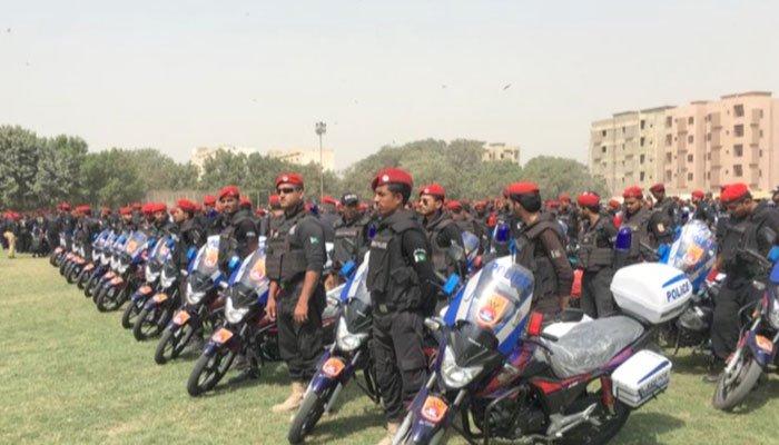 کراچی :اسٹریٹ کرائم پر قابو پانے کیلئے 'واچ فورس'تیار
