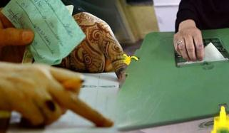 ضمنی انتخابات: 35 حلقوں میں ووٹنگ کا دن آگیا