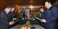 سندھ کابینہ میں4 نئے وزیر شامل ، پرانے وزراء کے محکمے تبدیل