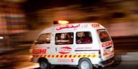 کراچی: بجلی کی ہائی ٹینشن تار گرنے سے لڑکا جھلس گیا