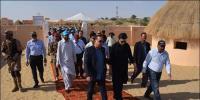 تھری عوام کو گندم کی بوری دینااصلی حل نہیں ، گورنر سندھ