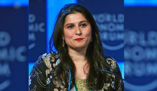 Sharmeen Obaid Chinoy Wins Eliasson Global Leadership Prize