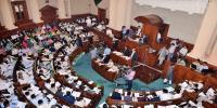 پنجاب اسمبلی: احتجاج کر نیوالی ایم پی اے بے ہوش ہو گئیں
