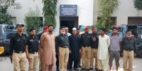 Additional Ig Karacahi Surprise Visits Of Various Police Stations