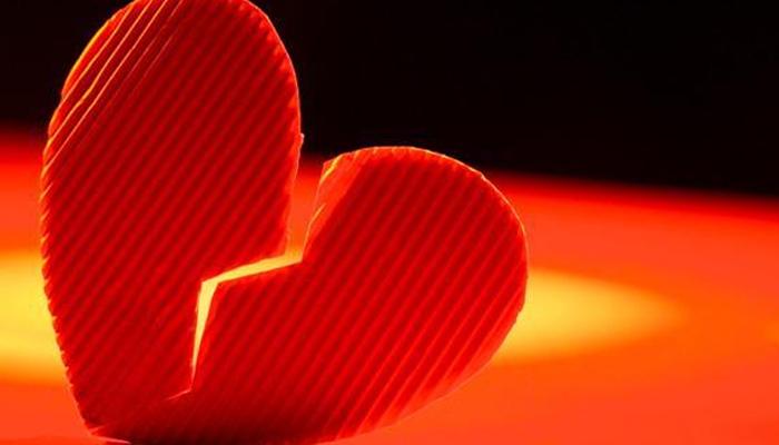 دل ٹوٹنا بھی دل کیلئے خطرناک ہے