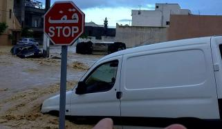 Record Rainfall Causes Deadly Floods In Tunisia