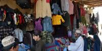 Winter Hits Quetta People Rush To Buy Warm Clothes