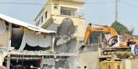 Lahore Encroachment Operation Detailed Report