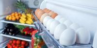 انڈوں کو فریج میں رکھنا کیسا ہے؟