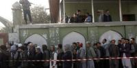 Election In Afghanistan Blasts Attacks 4 Policemen Killed