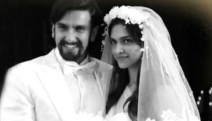 دیپکا اور رنویر کی شادی کا دعوت نامہ جاری