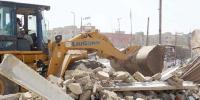 Water Board Operation Against Encroachment
