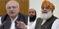 Why Fazlur Rehman Calls To Mian Iftikhar
