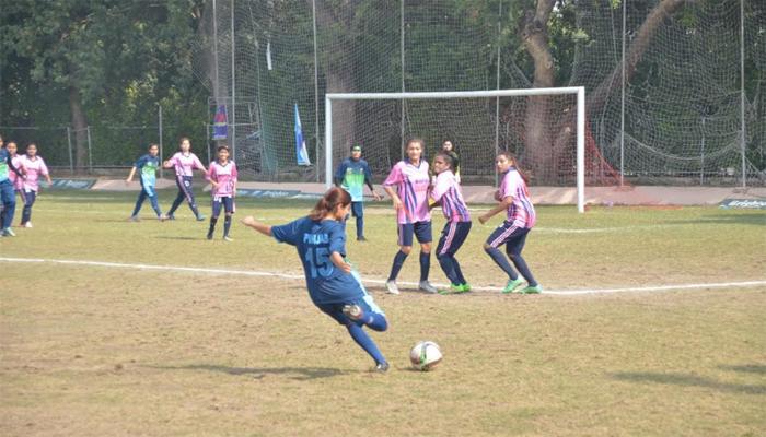 قومی ویمنز فٹ بال چیمپئن شپ، فائنل جمعرات کو لاہور میں کھیلا جائےگا