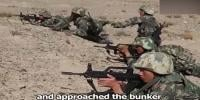 Xinjiang Armed Police Holds Extreme Training