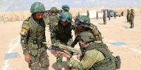 Joint Exercises Of Egyptian And Russian Parachute Forces
