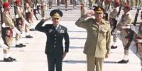 General Qamar Javed Bajwa Meets With General Guliyev