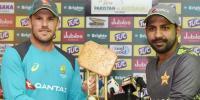Pakistan To Face Australia In 1st T20i Tomorrow