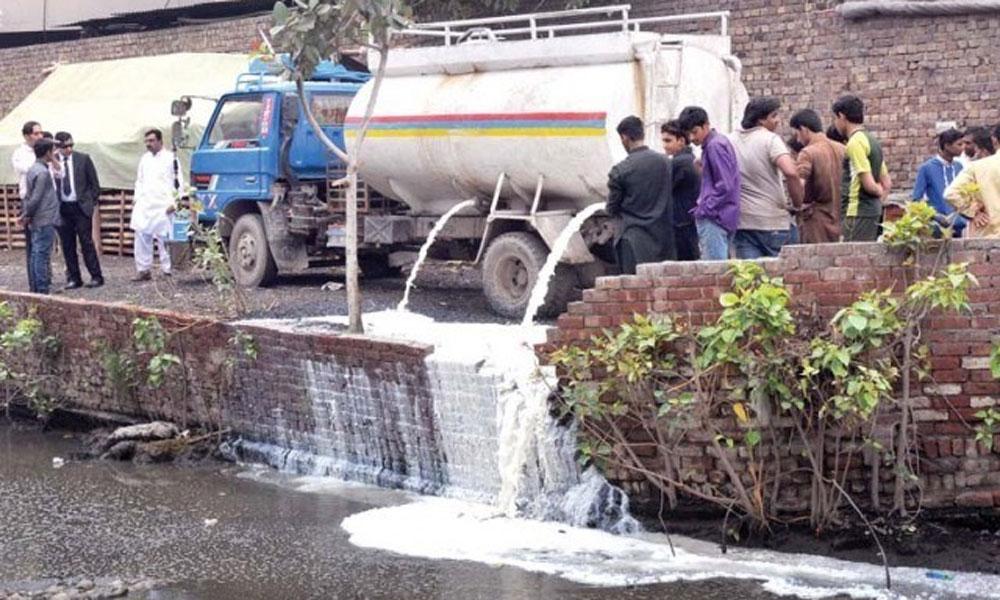 پنجاب: مضر صحت دودھ بنانے والوں کے خلاف آپر یشن