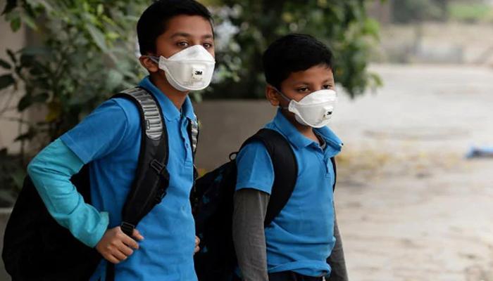 فضائی آلودگی،سالانہ چھ لاکھ بچوں کی موت کاسبب، عالمی ادارہ صحت