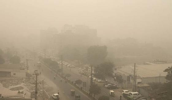 Due To Smog Lahore And Faisalabad Become Red Zone