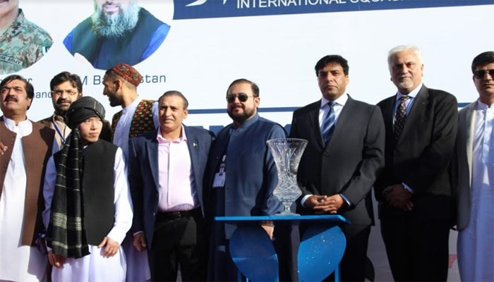 بلوچستان انٹرنیشنل اسکواش:مقامی کھلاڑیوں کو ترقی کا موقع ملےگا،پرنس عمرزئی
