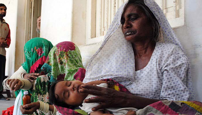 مٹھی کے اسپتال میں مزید 5 بچے انتقال کرگئے