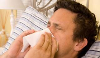 Viral Infection Patients In Karachi