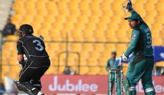 New Zealand Set 267 Runs Target For Pakistan