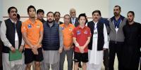 Hong Kongs Liu Au Won Baluchistan Squash Championship