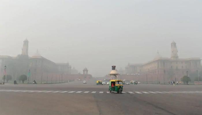 فضائی آلودگی:نئی دلی میں ٹرکوں کے داخلے پرتین روزہ پابندی