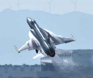 JF-17 تھنڈر کا ژوہائی ایئر شومیں شاندار فضائی مظاہرہ