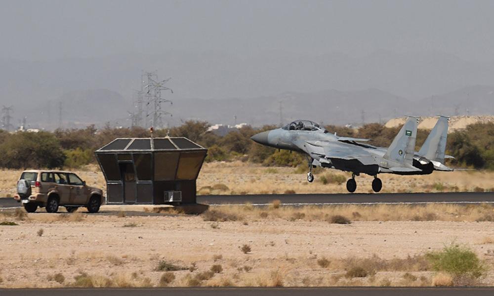 امریکا یمن آپریشن میں جہاز ری فیولنگ معاہدہ ختم کرے: سعودی اتحاد