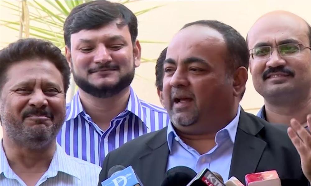 ''خالد مقبول سپہ سالار، فاروق ستار کارکن ہیں''
