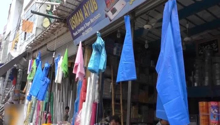 سندھ میں پولی تھین بیگ کے استعمال پر پابندی کا فیصلہ