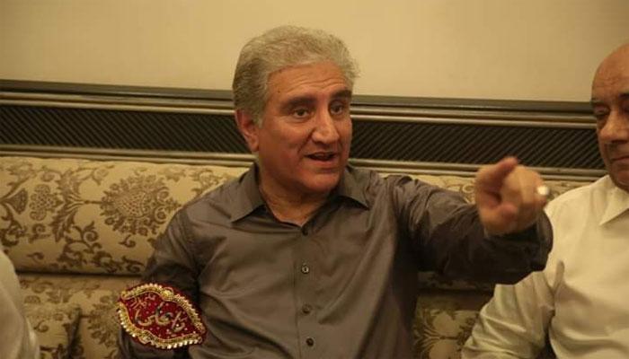 عافیہ کی واپسی کیلئے جو کرسکے وہ کریں گے، شاہ محمود