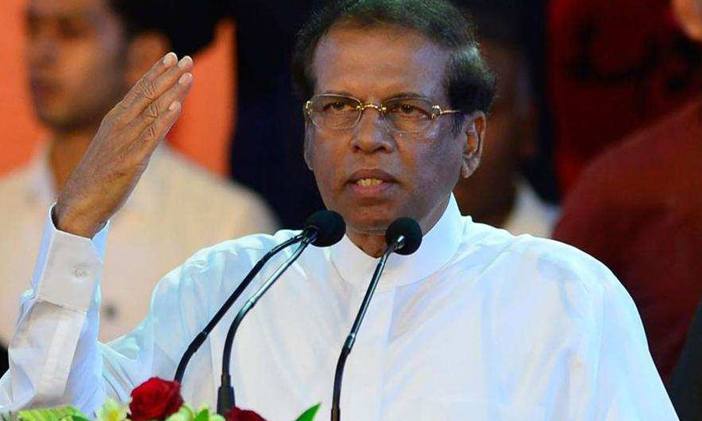 سری لنکن پارلیمنٹ تحلیل، قبل ازوقت انتخابات کا اعلان