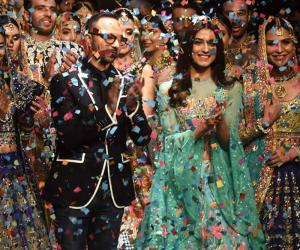 لاہور میں رنگا رنگ برائیڈل فیشن ویک