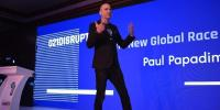 The New Global Race To Disruption Talk By Paul Papadimitriou At 021 Disrupt18