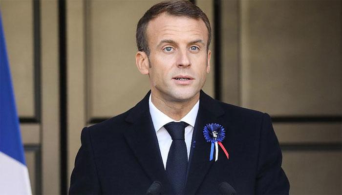 فرانسیسی صدر پر حملے کے شبہ میں گرفتار افراد پر الزامات عائد