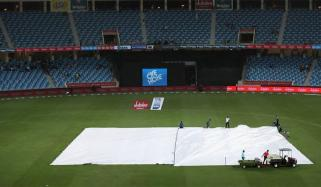 3rd Odi Match Abandon Due To Rain Series Equal