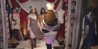Russian Fashion Designer Creates Costumes From Garbage
